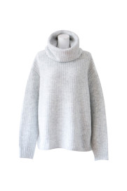 BIG TURTLE NECK KNIT商品画像 : PLAY ROOM│プレイルーム公式通販サイト