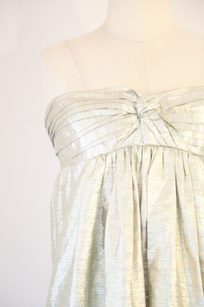 【NY Select】【STELLA McCARTNEY】Bare Top Shinny OP商品画像 6 : PLAY ROOM│プレイルーム公式通販サイト