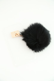 Fur Motif iPhone case商品画像 : PLAY ROOM│プレイルーム公式通販サイト