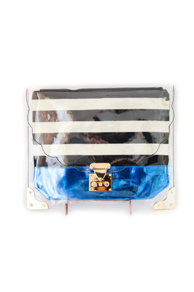 Clear Print POP CLUTCH /SARAH&BRED商品画像 1 : PLAY ROOM│プレイルーム公式通販サイト