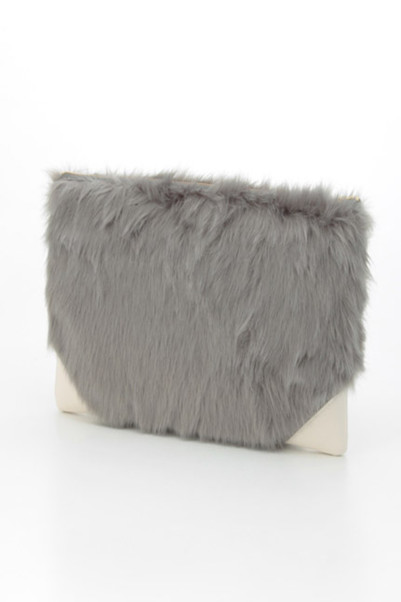 fur clutch bag商品画像 3 : PLAY ROOM│プレイルーム公式通販サイト