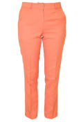 Slim Fit Color Trousers